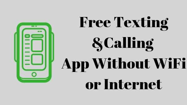 free calling and texting apps