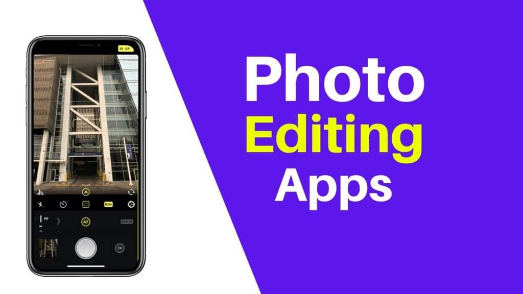 Best photo editor and maker apps
