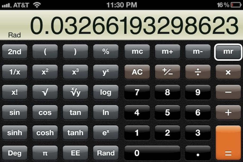 Best scientific calculator apps on android and iphones
