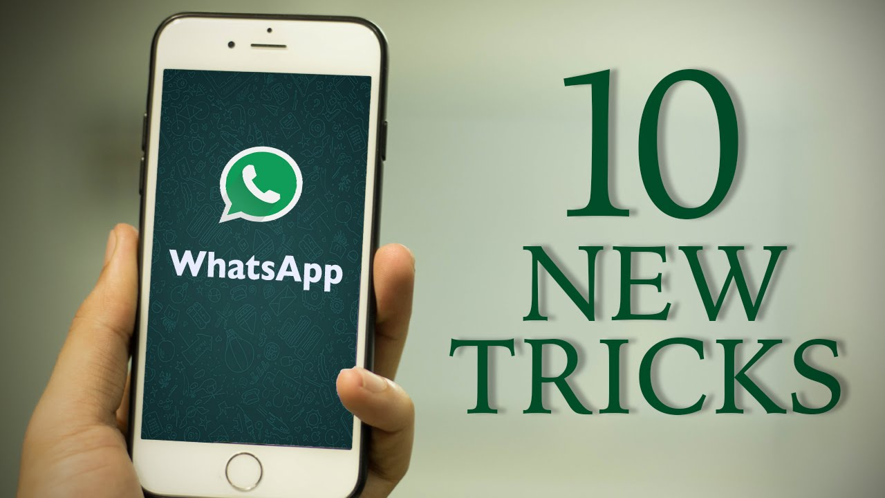 10 Whatsapp Mobile Tricks You Need to Know