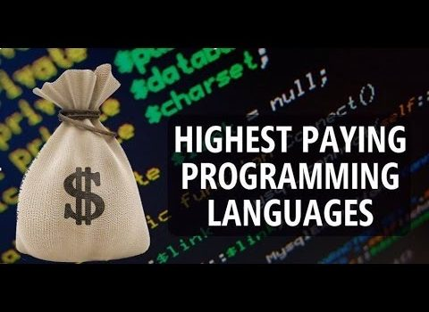 7 Best-Paying Most Popular Top Programming Languages Now