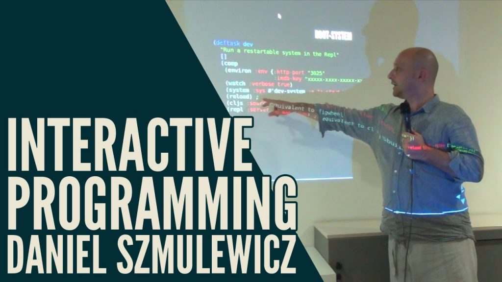 87 interactive programming learn