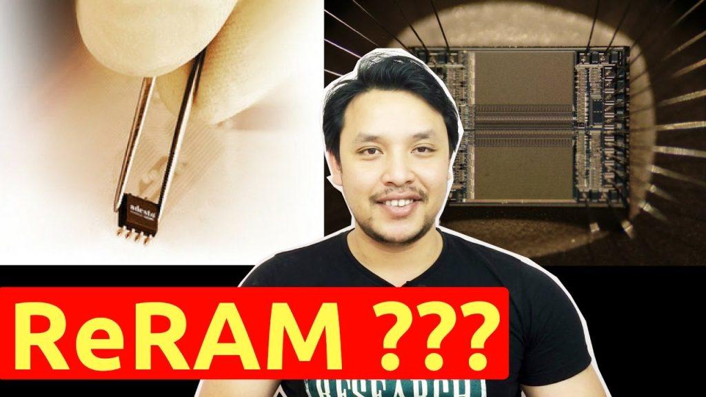 crossbar reram memory chips tech
