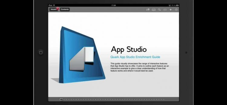 How to Create App with 480interactive Software as Beginner & Non-Programmer