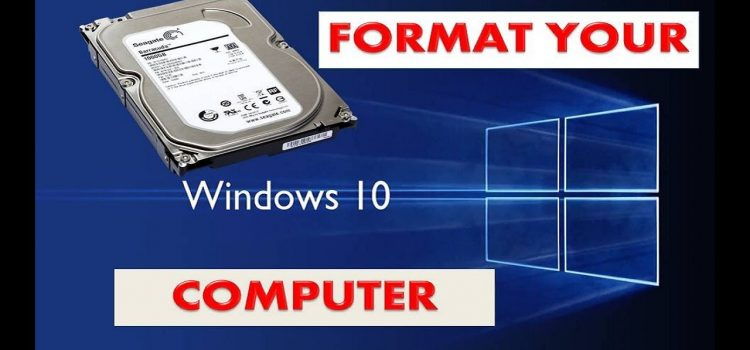 How to Format & Wipe PC Hard Drive to Install Windows, Linux & any OS Version