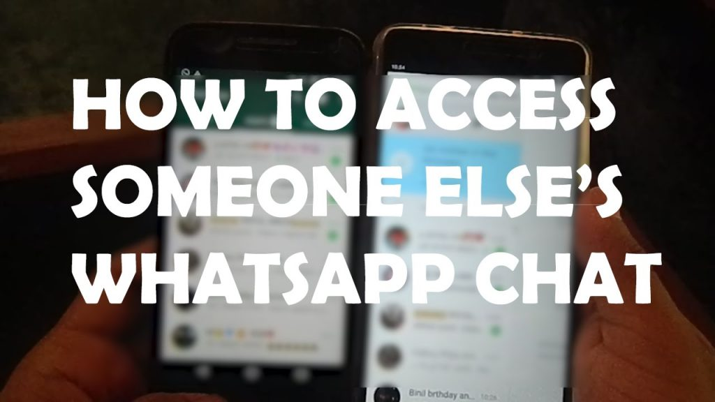 how to hack whatsapp account cha