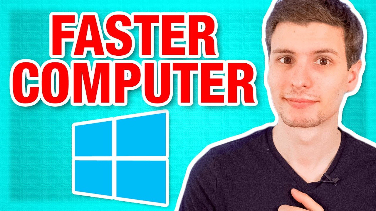 how to improve computer performa