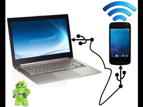 How to Use your Cell Phone as 3G USB Internet Modem for Laptop(Tethering)