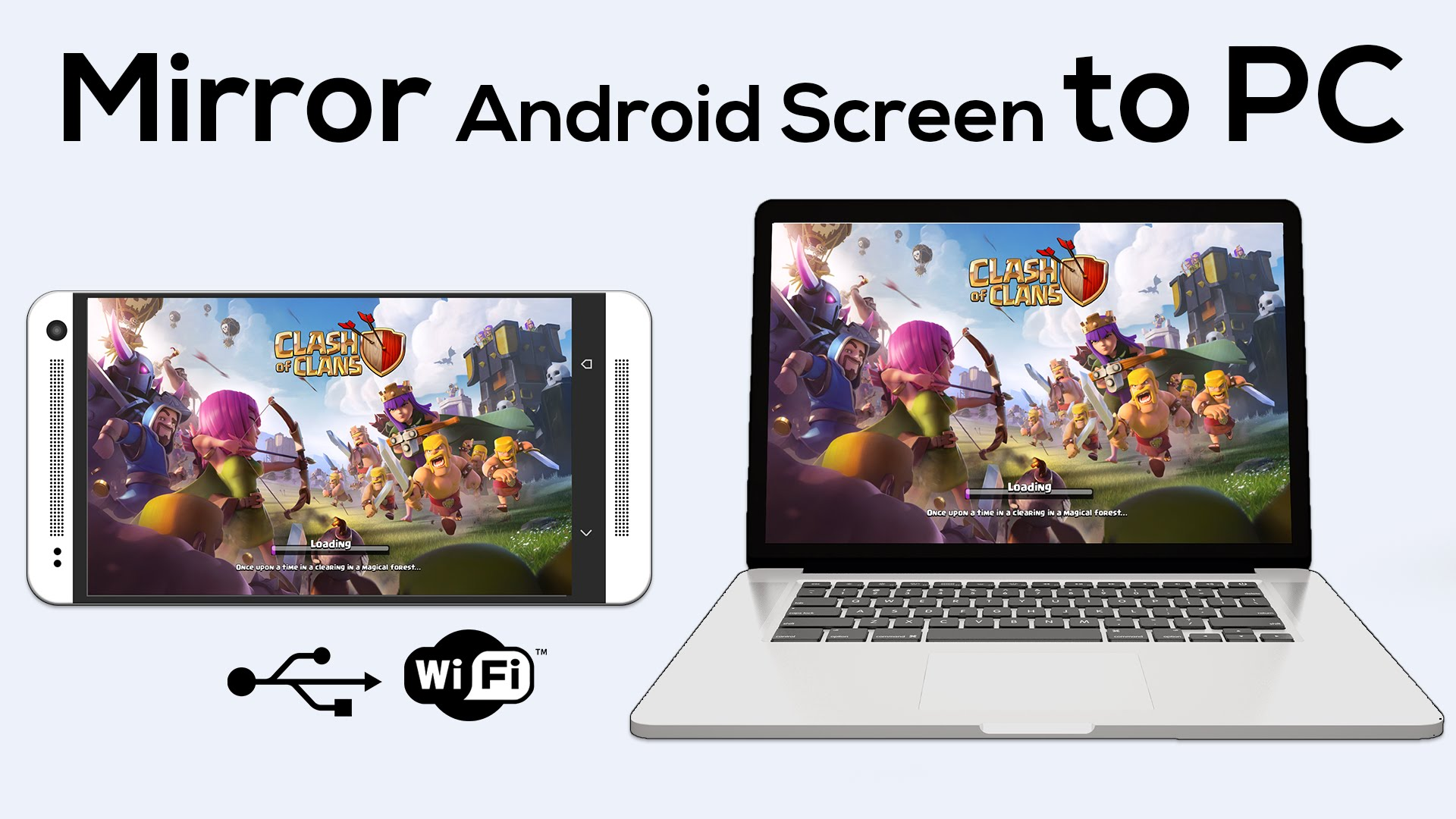How to Use your Mobile Phone Screen, Android, Tablets as Second PC Monitor
