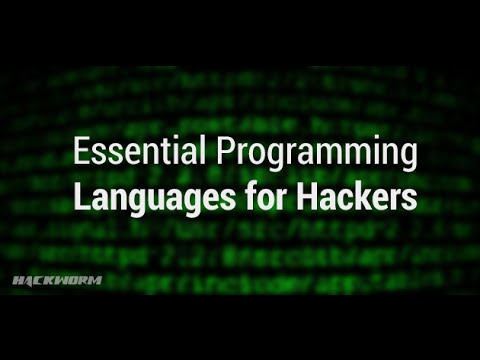 Learn the Computer Programming Languages & Methods Used By Hackers