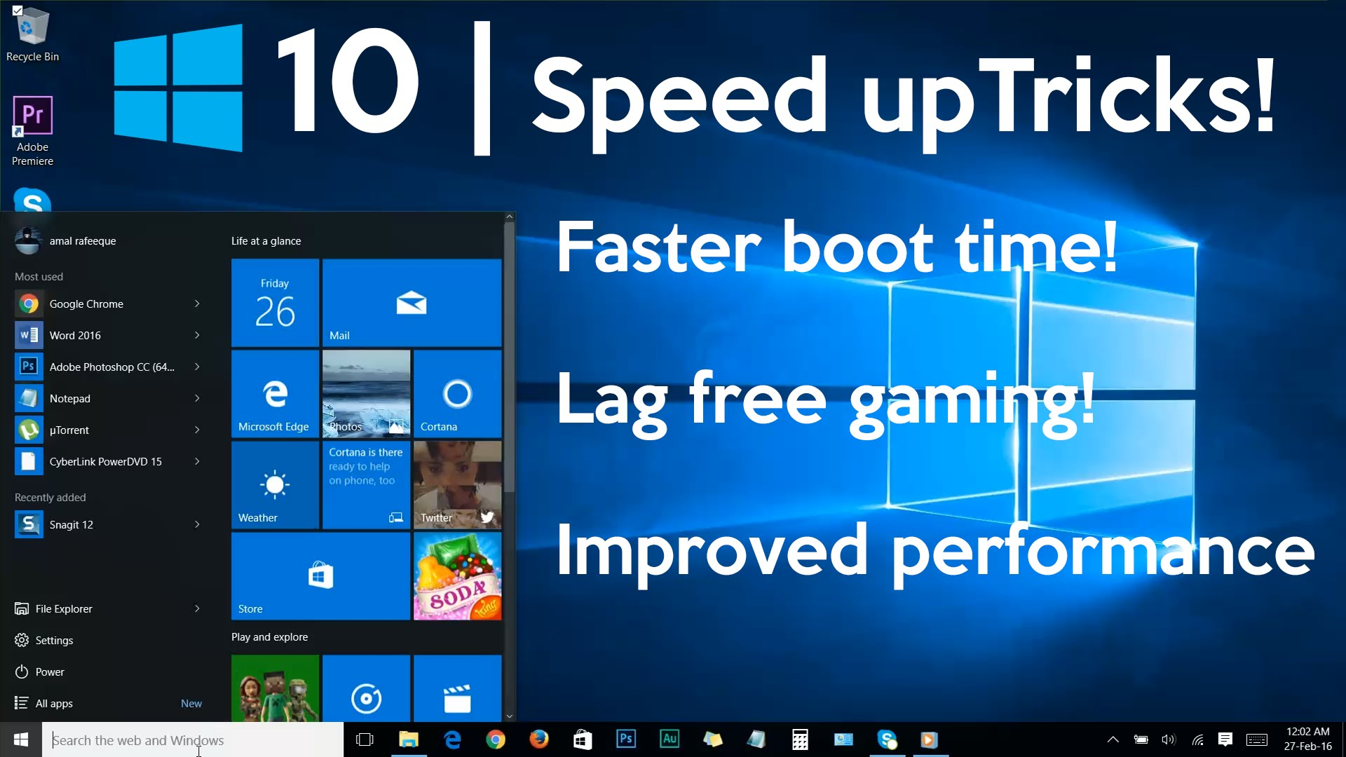 Reasons your Laptop is Running Slow & How to Speed Up Operation and make it Faster