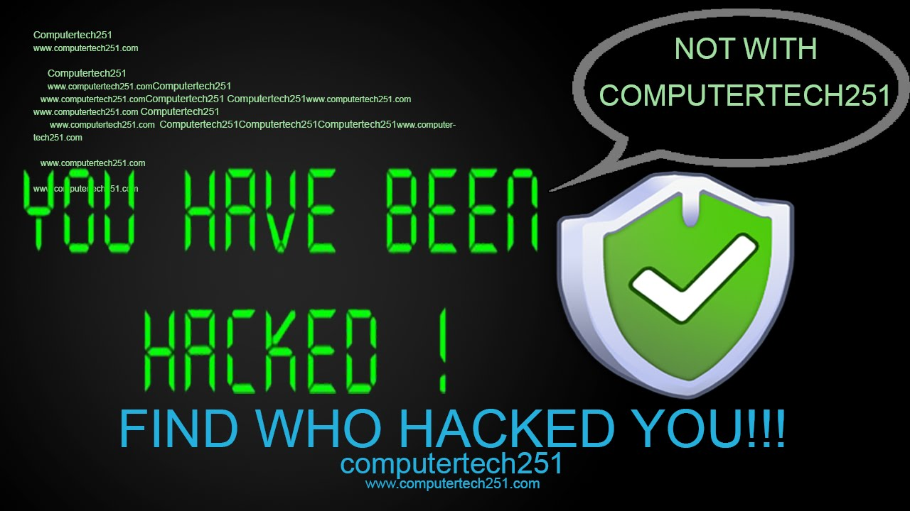 tips to find hackers in your int