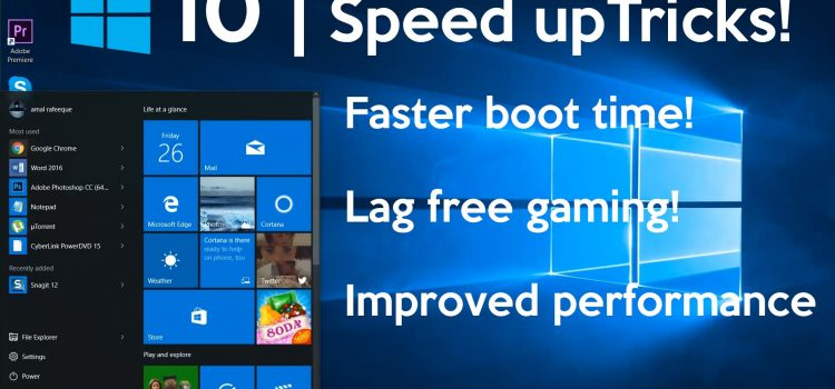 Top 3 Secrets to Increase Your Computer Operation Speed