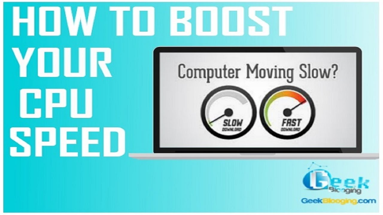 Tutorial to Increase your CPU Processor Performance (Overclocking)