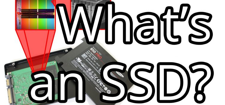 Types & Features of Computer SSD Drives: SLC, MLC & TLC