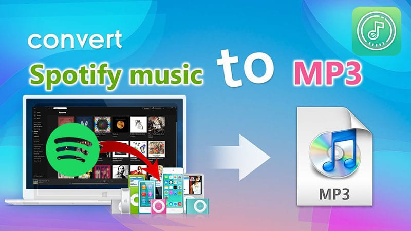 How to convert spotify music to mp3 by Techpally