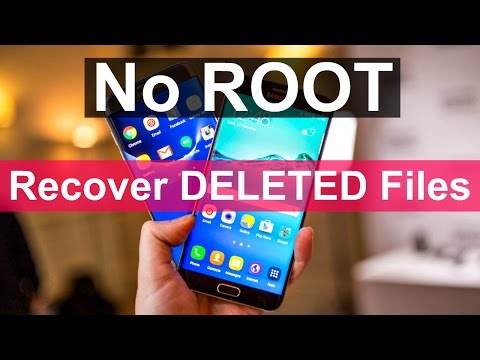Android Data Recovery App Free Download without Root
