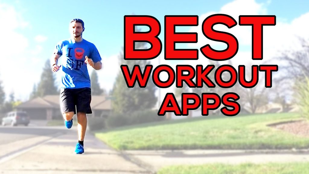 body fitness and health apps for