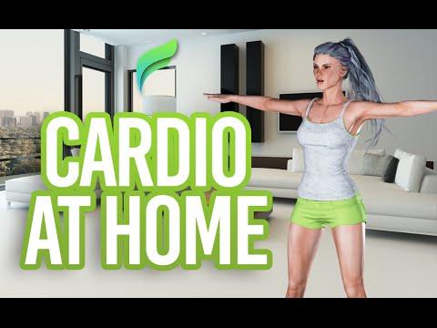 daily cardio fitness test