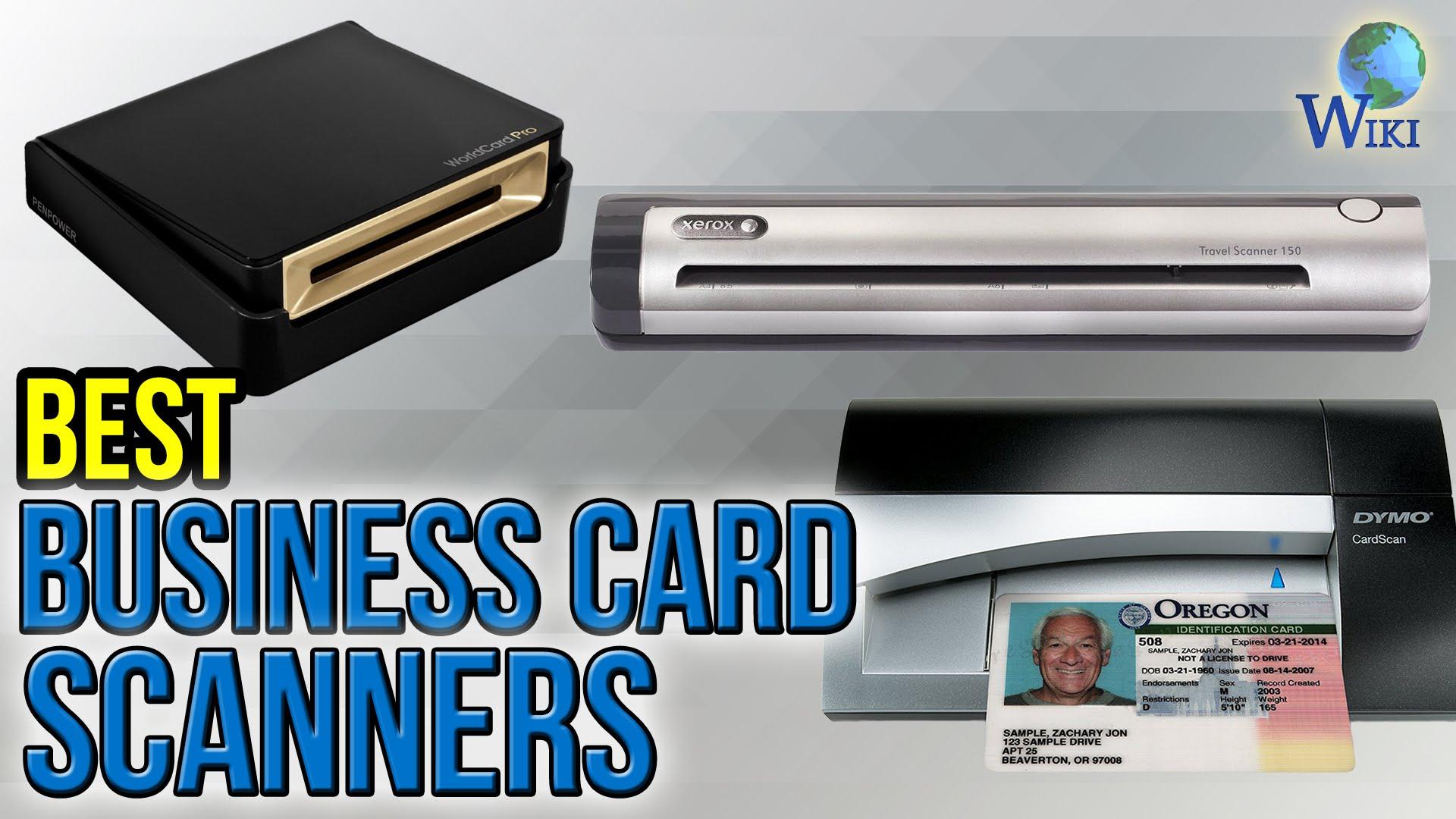 Download Best Free Smart Business Card Reader Apps (NFC, Rfid