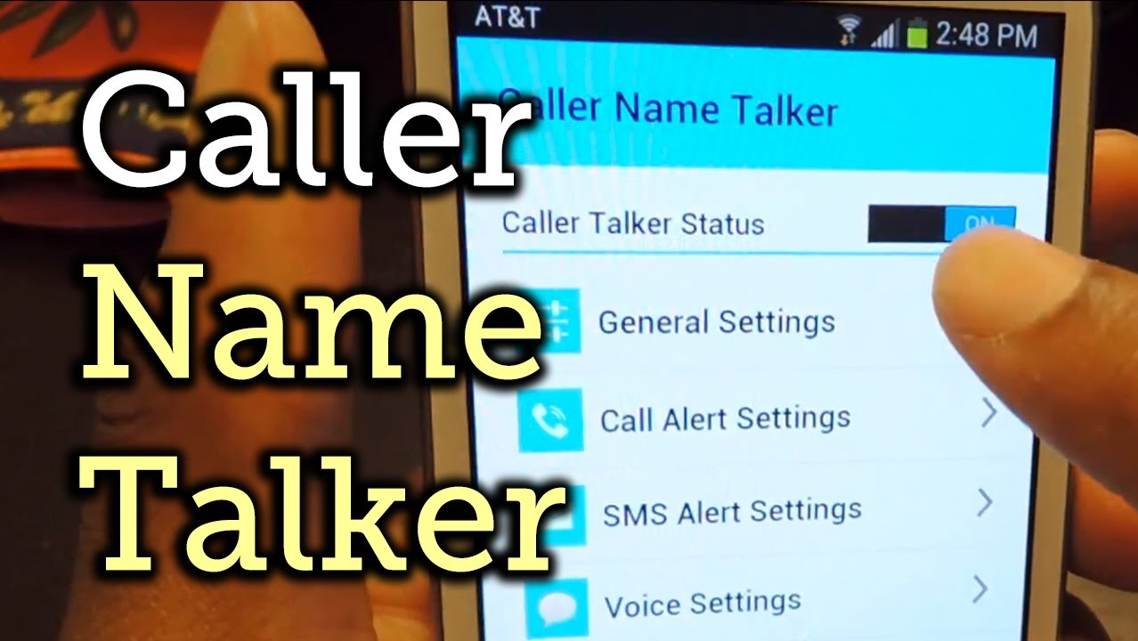 How to make Android & iPhone says who's Calling you and Reading SMS with Apps