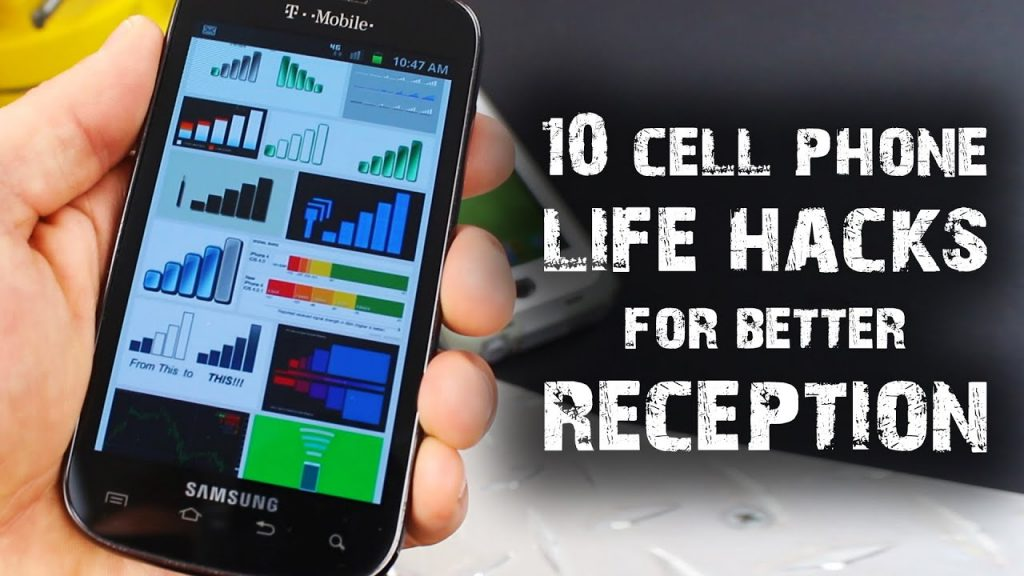 indoor outdoor cell phone signal