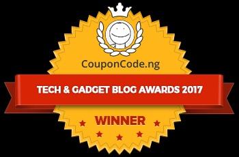 Techpally.com is award winning blog in Nigeria