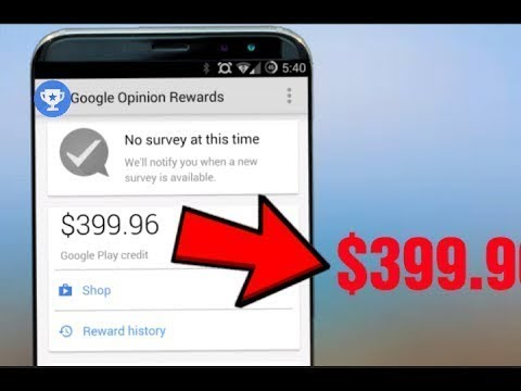 Google Opinion Reward App: How to Start Online & Get More Survey Jobs, Rates & Cash