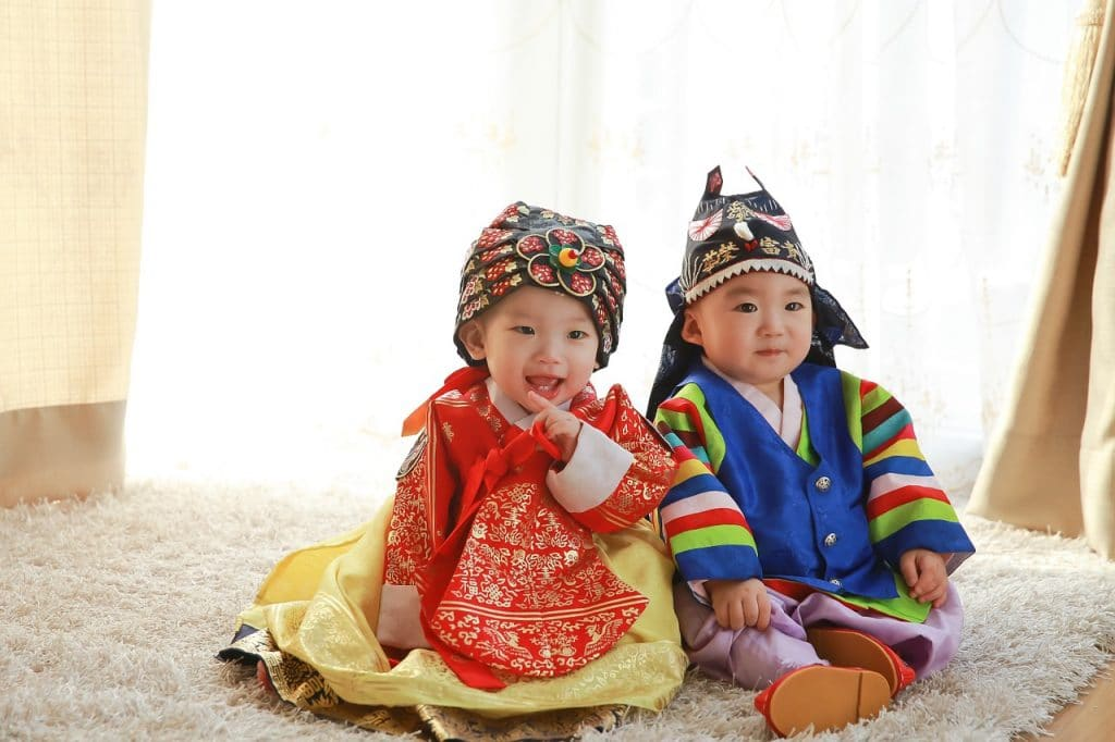 How to generate unique korean names for babies
