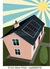 The right Home solar panel