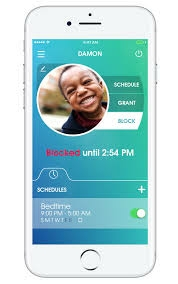 parental control applications to track children