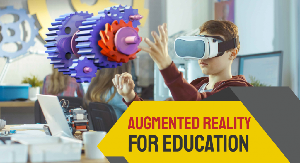How AR helps in teaching and learning