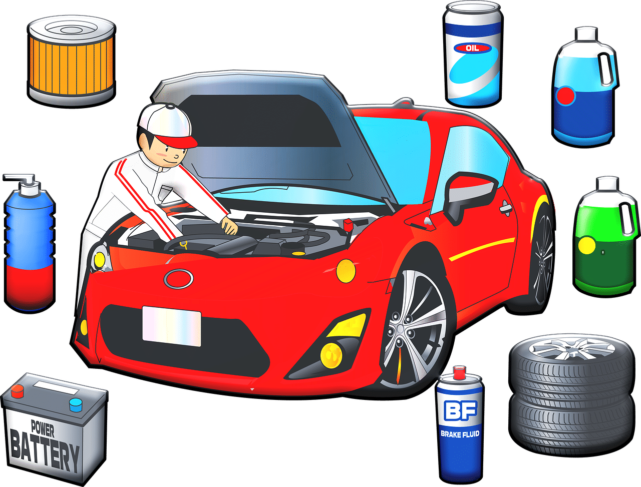 Reasons your Car is not Starting – This is what to Do