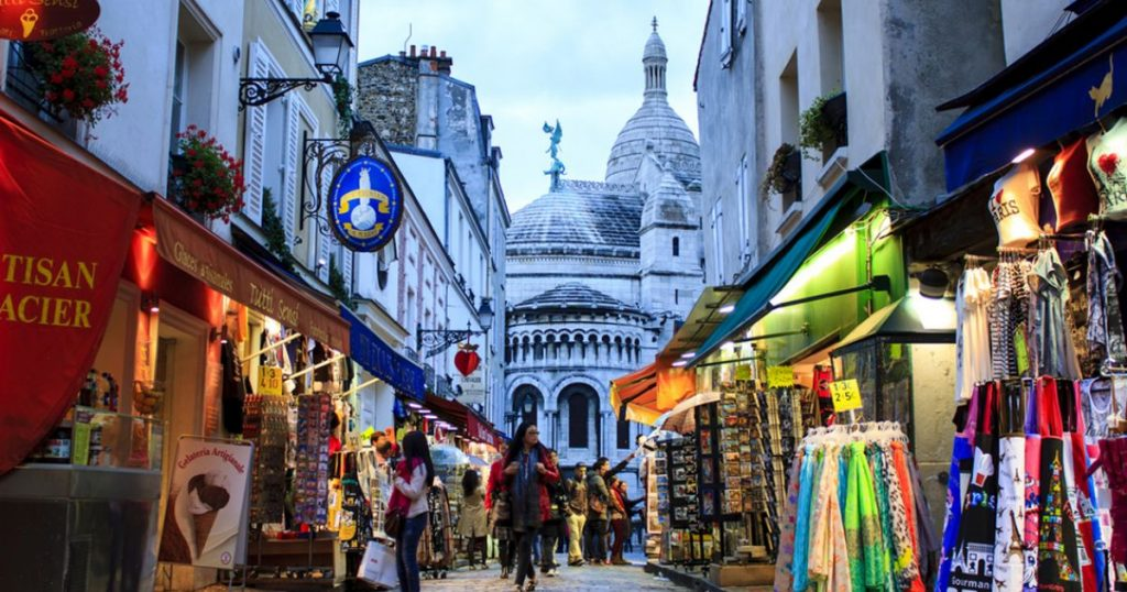 Shopping tips in Paris, France